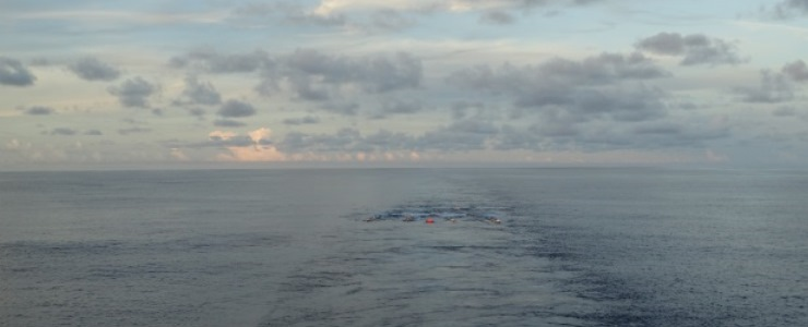 Shell New Zealand New Caledonia Basin Offshore Seismic Survey