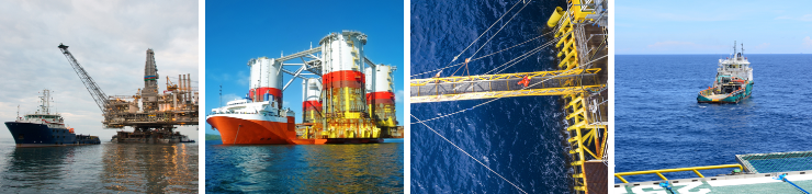 Marine weather solutions for the offshore oil & gas industry